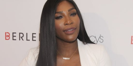 Queen Serena Williams Wore A Neon Pink Sports Bra On The Red Carpet