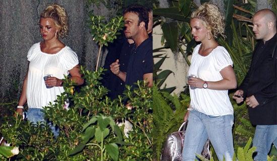 "Britney Headed to London to Shoot ""Radar"" Video"