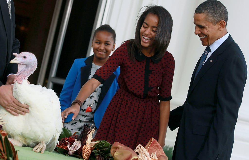 """In 2008, Obama talked to Ladies Home Journal about growing up with an absentee father: """"As somebody who didn't grow up with a father in the home, I like having men come up to me saying, 'You know, I'm really glad you're a good father.' I like that maybe some little boy somewhere who doesn't have a dad in his house sees Michelle and the girls and me out somewhere and is going to carry that image in his head with him somewhere down the road."""""""