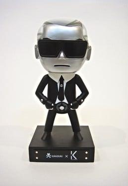 Karl Lagerfeld Tokidoki Manga Doll