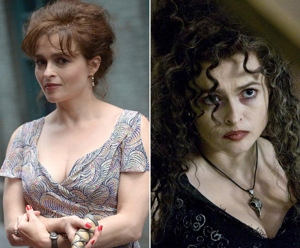 Helena Bonham Carter, Bellatrix Lestrange