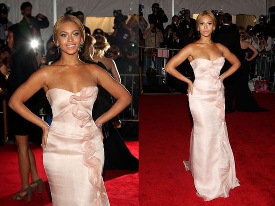 The Met's Costume Institute Gala: Beyonce Knowles