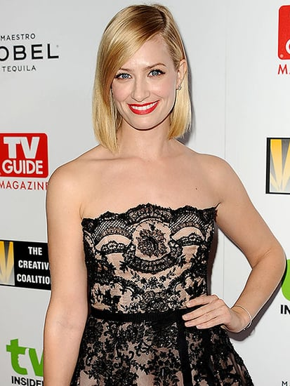 Beth Behrs Said 'Yes!' 2 Broke Girls Star Is Engaged to Michael Gladis