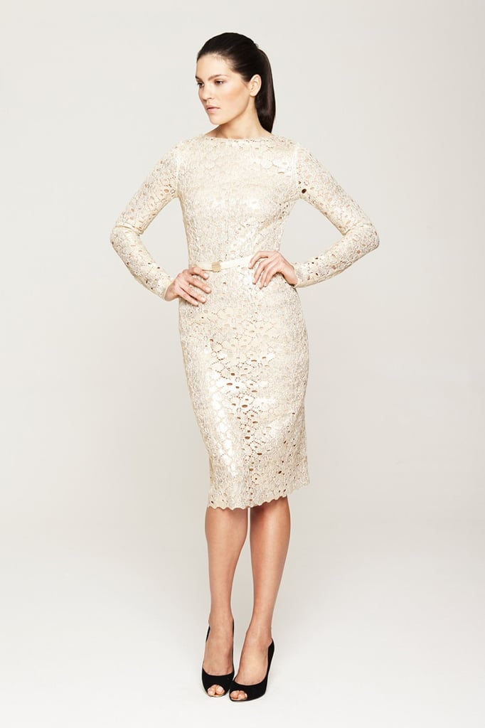 Dress, approx $1,290, Collette Dinnigan.