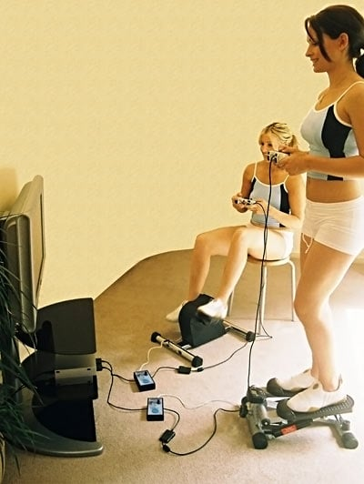 Exercise While You Game With Gamercize