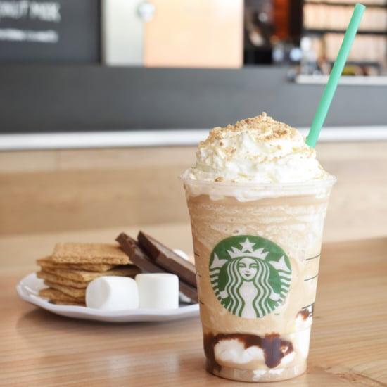 Starbucks S'mores Frappuccino 2016