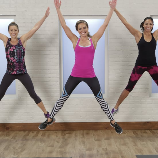 20-Minute Full-Body Workout Video With Christine Bullock