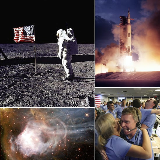 Happy Birthday, NASA! A Space Exploration Tribute in 55 Iconic Images