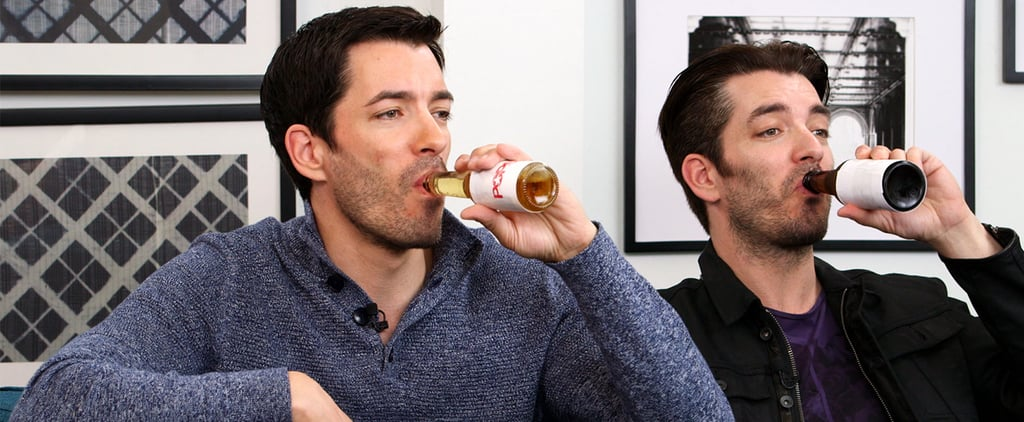Property Brothers Jonathan and Drew Scott Confess to . . . Kissing Fans