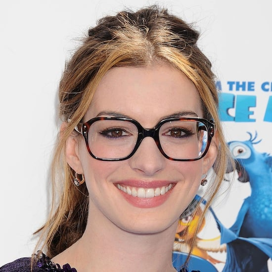 Get Anne Hathaway's Lip Color From the Rio Premiere