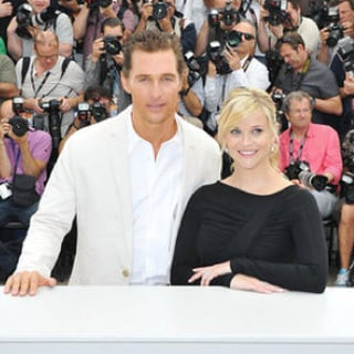 Reese Witherspoon And Matthew McConaughey Together In Cannes For Mud