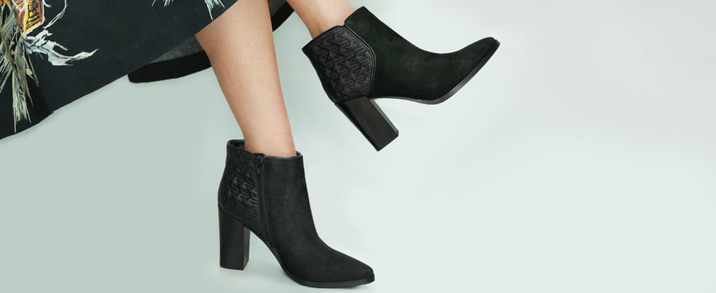 Definitive Proof That You Can Wear Black Ankle Booties to Every Party This Winter