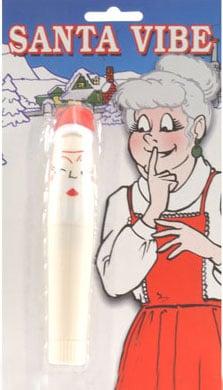 Love It or Leave It: Santa Vibrator