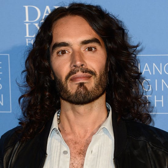 Russell Brand Baby Announcement