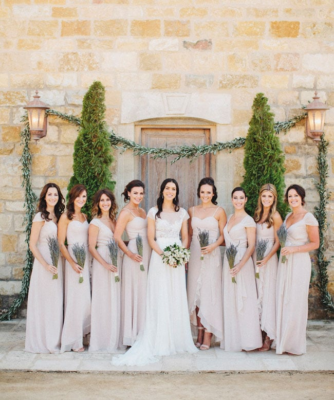 Photo by Matthew Morgan Photography via Green Wedding Shoes