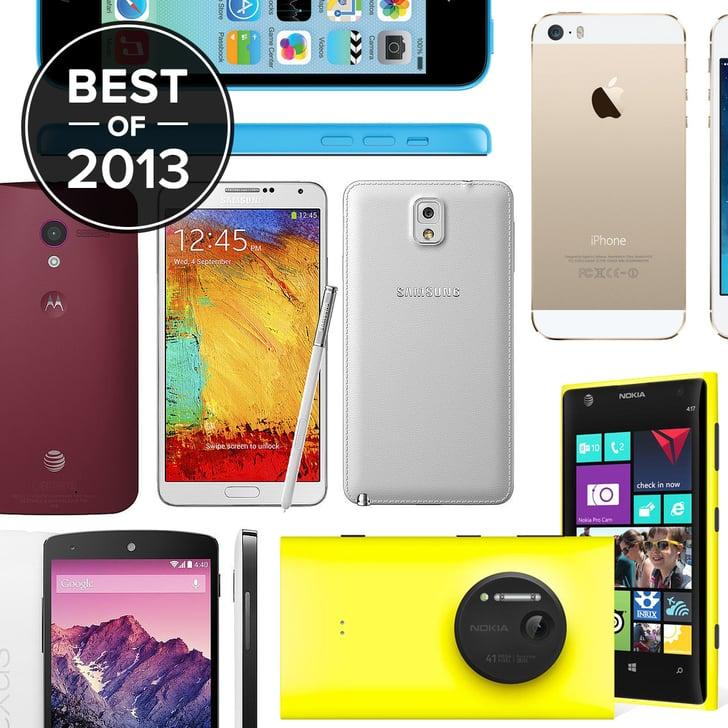 The Top Smartphones of 2013