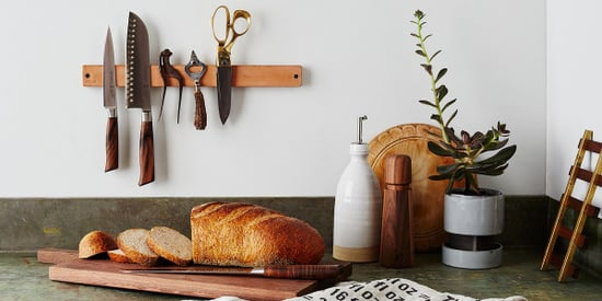 How a Runway Shoe Designer is Bringing Leather to Home Kitchens