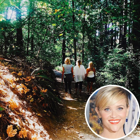 #IntoTheWoods: Reese Witherspoon Reunites with Wild Collaborators Laura Dern & Cheryl Strayed for Walk in the Wilderness