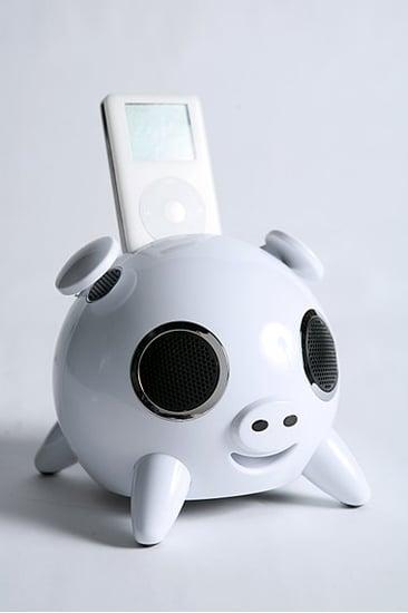 iPig iPod Speaker: Love It or Leave It?
