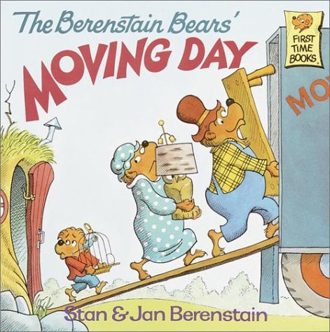 The Berenstain Bears' Moving Day ($4)