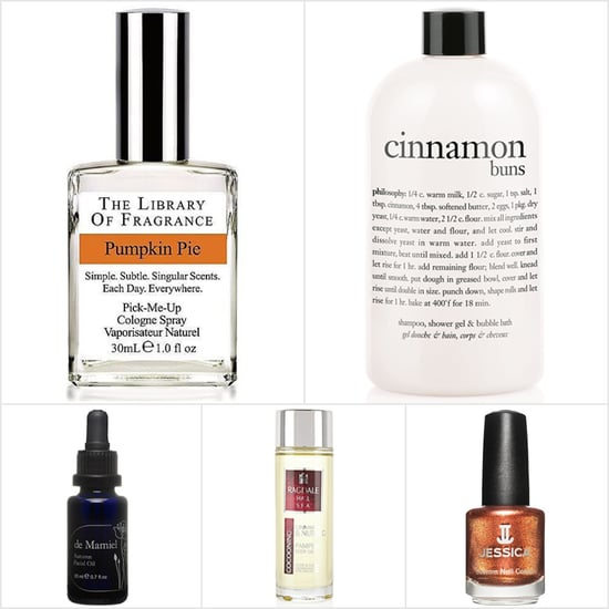 Best Autumn-Scented Beauty Products
