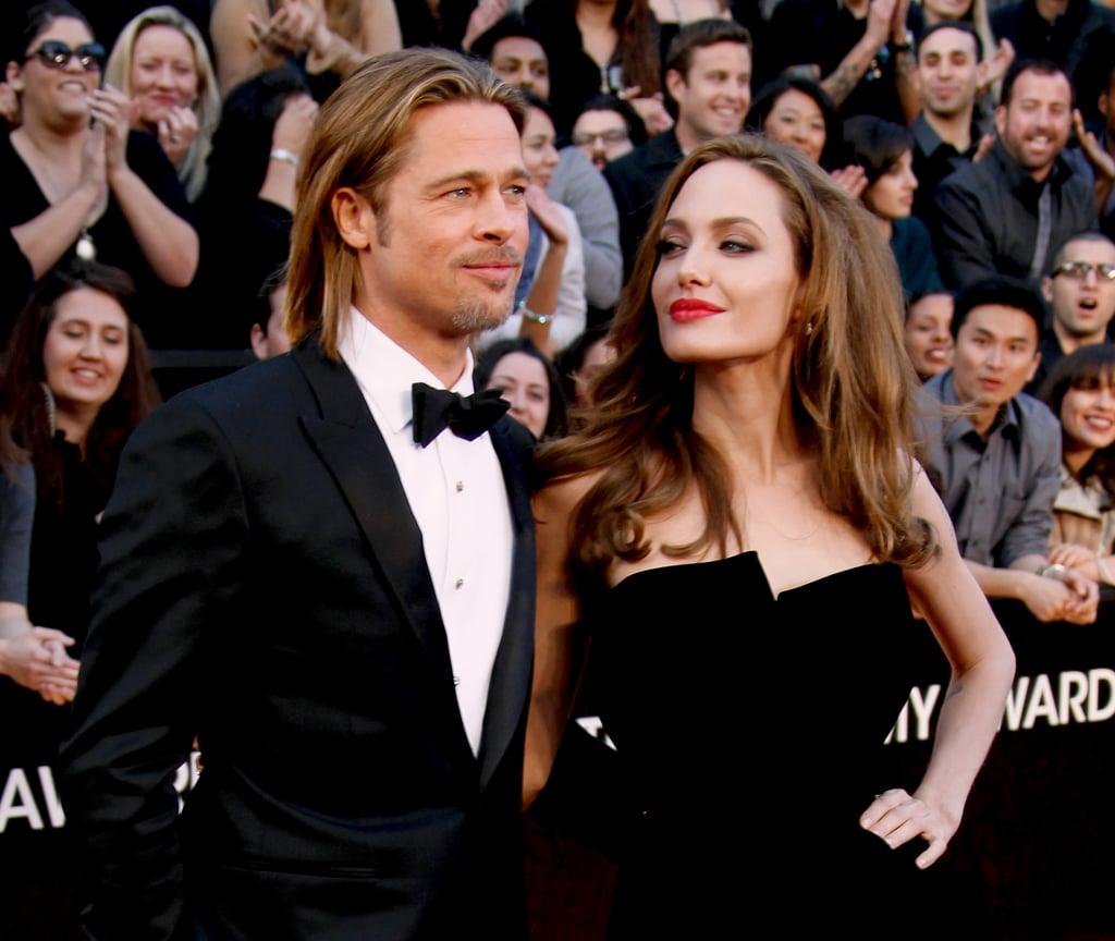 Angelina on Wedding
