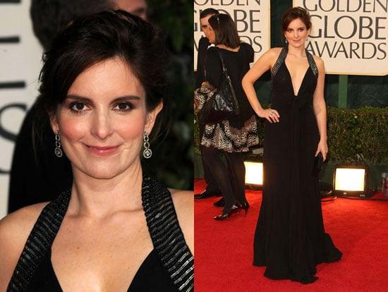 Golden Globe Awards: Tina Fey