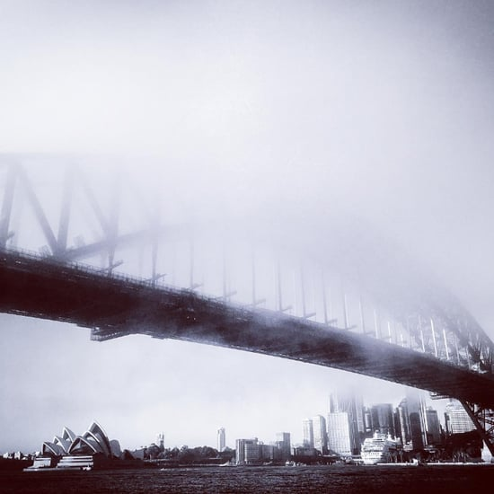 Photos of Sydney Fog July 2016