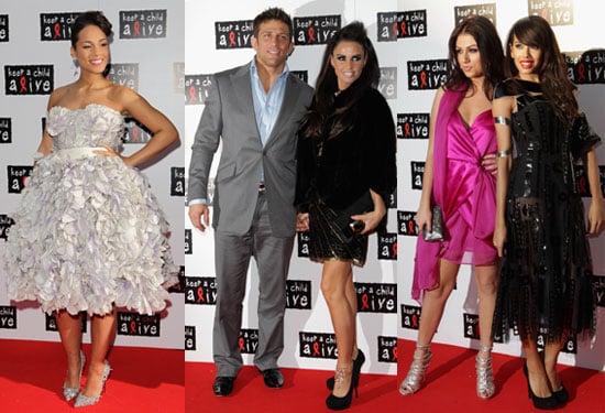 Pictures of Pregnant Alicia Keys, Katie Price, Alex Reid, JLS, Jade Ewen, Gabriella Cilmi at Keep a Child Alive Black Ball 2010-05-28 03:00:00