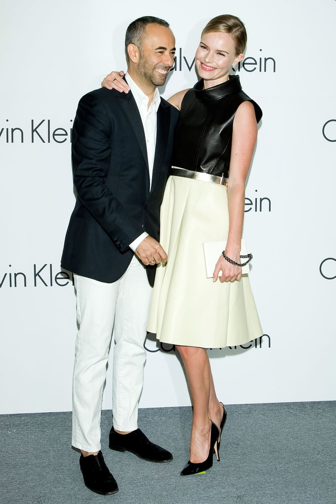 Francisco Costa and Kate Bosworth