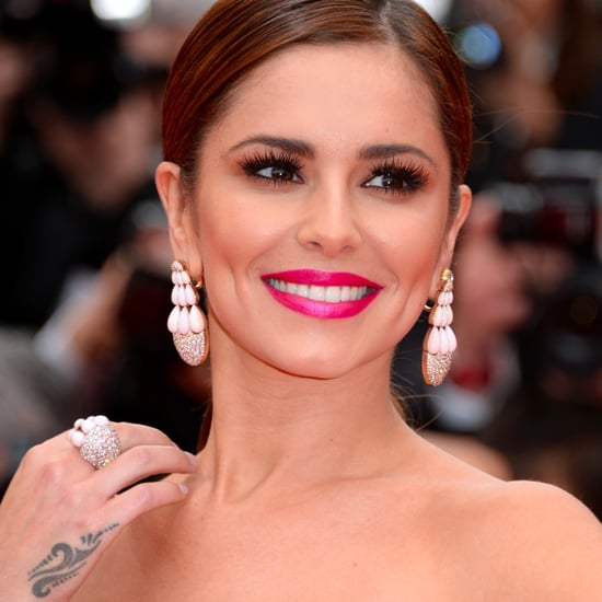 Cheryl Fernandez-Versini at the 2016 Cannes Film Festival
