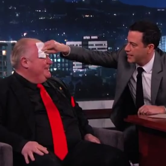 Rob Ford on Jimmy Kimmel Live | Full Video