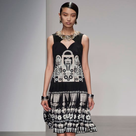 Holly Fulton Autumn/Winter 2014 at London Fashion Week