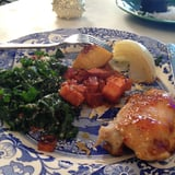 Daphne Oz's Chile Jam Chicken With Currant and Pine Nuts
