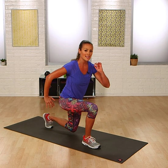 Lunge Workout For Runners