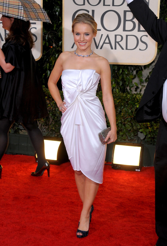 Kristen Bell in Jasmine di Milo