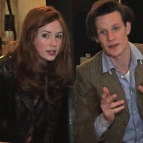 Doctor Who Christmas Carol Video
