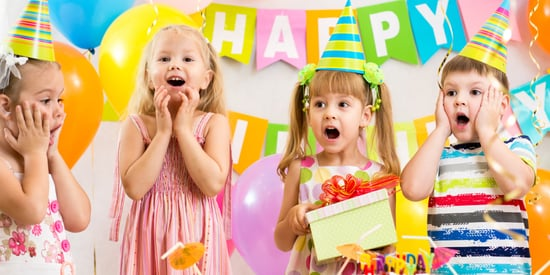 Help! My 5-Year-Old Hates Networking And Cocktail Parties. (I Mean Playgroups And Birthday Parties)