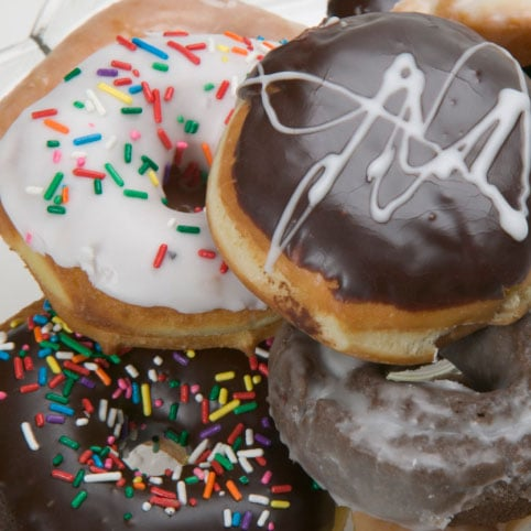 Different Kinds of Doughnuts
