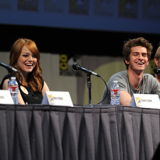 The Amazing Spider-Man Press Conference With Andrew Garfield