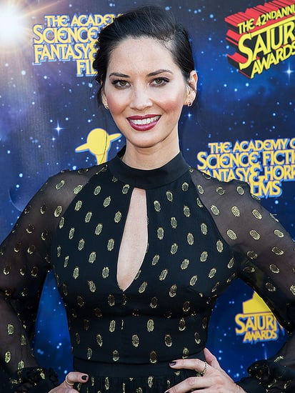Your Weekend Braid Inspo, Courtesy of Olivia Munn