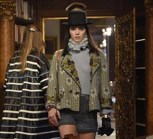 Inside Chanel's Balls-to-the-Wall Decadent Metiers d'Arts Show