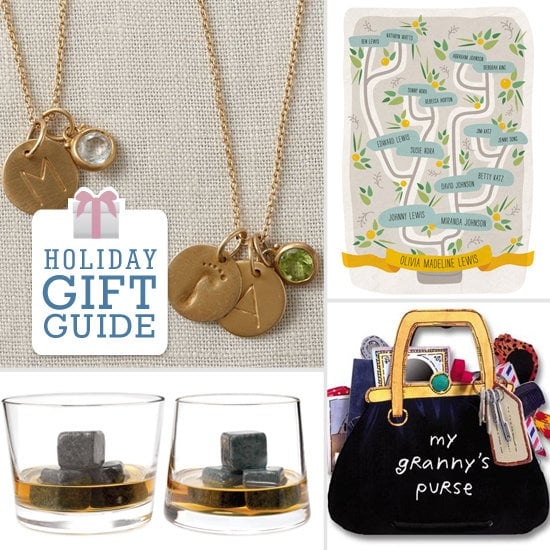 """Forget the cliché """"World's Best Grandpa"""" t-shirt and ho-hum mugs. This year, Lil is providing great gift ideas for grandparents that are sure to make them smile."""