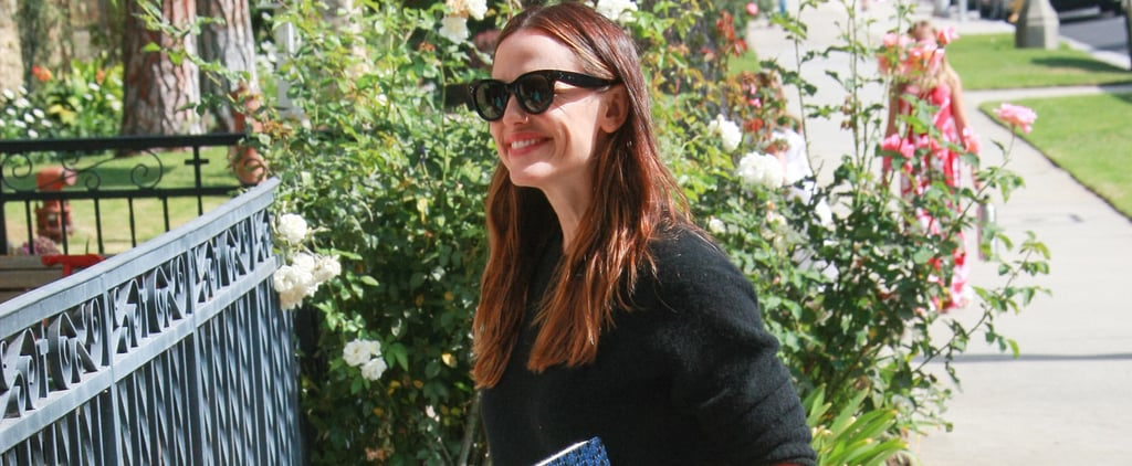 Jennifer Garner Is All Smiles After Opening Up About Her Relationship With Ben Affleck