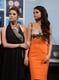 Ashley Benson and Selena Gomez were arm in arm on stage at SXSW.