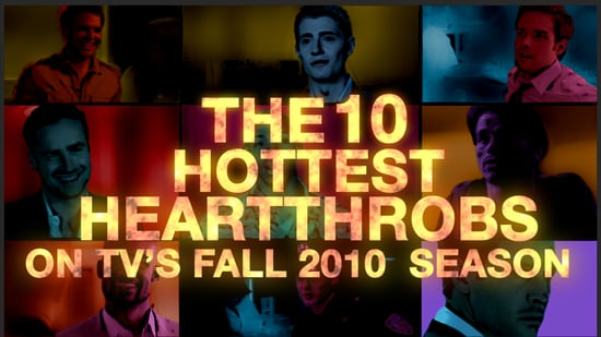 Video of Hot Guys on New Fall TV Shows