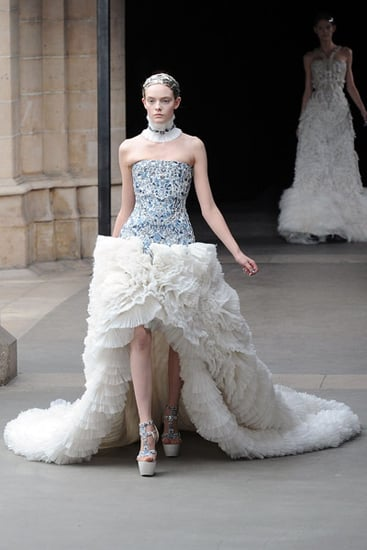 Photos of Alexander McQueen Autumn Winter 2011 at Paris Fashion Week