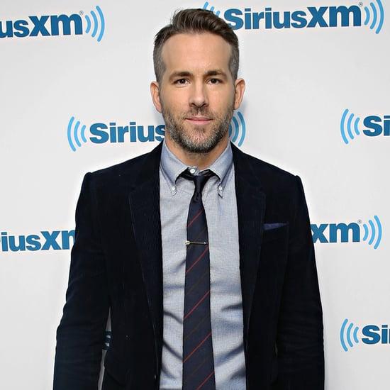 Ryan Reynolds Spoofs Kanye West's SNL Rant   Video
