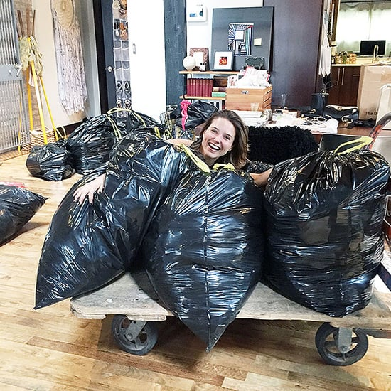 "Sophia Bush Cleaned 1,500 Items Out of Her Closet (Yes, You Read That Right): 'Putting Chanel Bags in the ""Auction"" Pile' Was Ha"