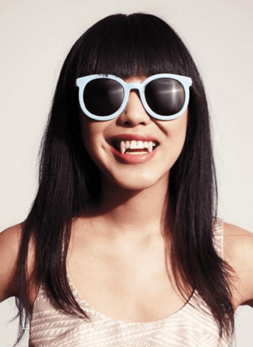 Look Book Love: Karen Walker Eyewear, Fall '09
